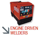 Mosa Engine Driven Welders